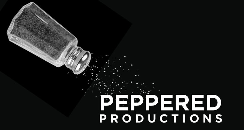 PEPPERED PRODUCTIONS